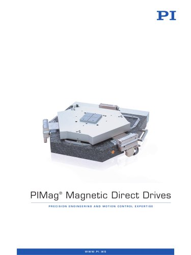 PIMag® Magnetic Direct Drives