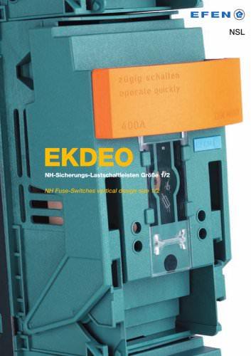 Catalog NSL - EKDEO