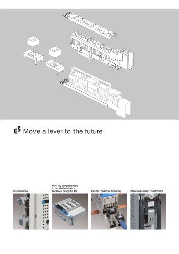 E³-NH Fuse-Links - vertical design