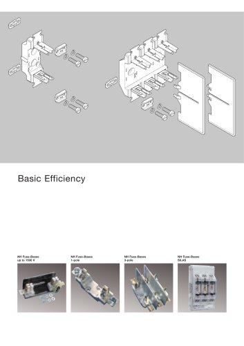 NH Fuse-Bases
