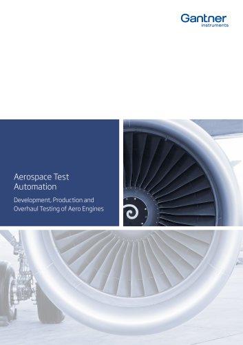 Aerospace Engine Testing