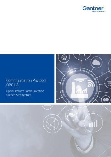 Communication Protocol OPC UA