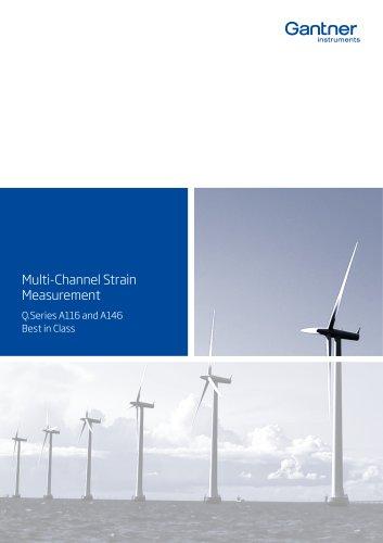 Multi-Channel Strain Measurement
