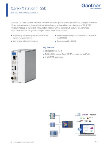Q.brixx X station T | SSD