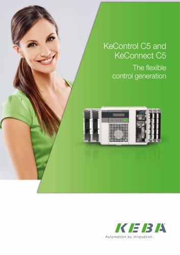 KeControl C5 and KeConnect C5