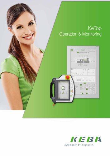 KeTop – Operating and monitoring