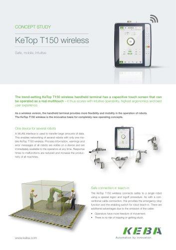 KeTop T150 wireless