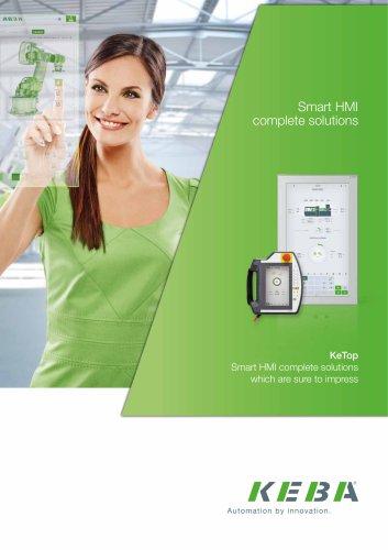 Smart HMI complete solutions
