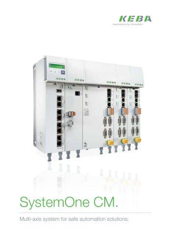SystemOne CM.