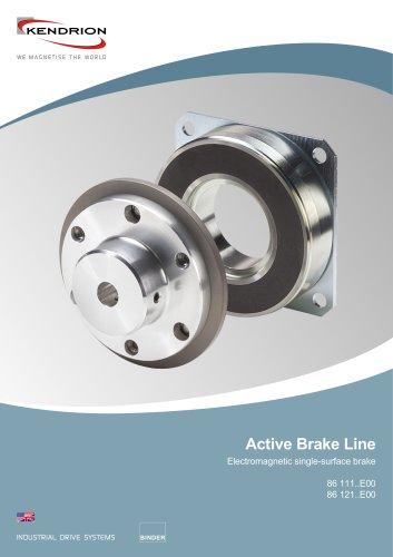 Electromagentic brake - Active Brake Line