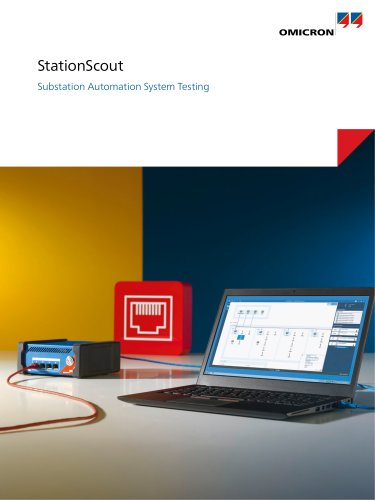 StationScout-Substation Automation System Testing