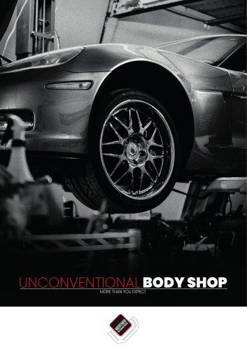 UNCONVENTIONAL BODY SHOP