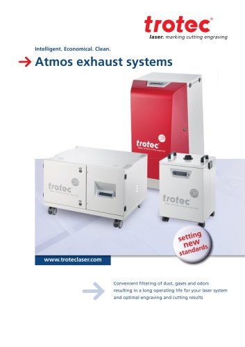 Atmos exhaust systems