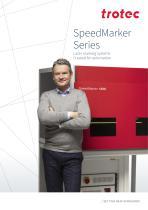 SpeedMarker Series