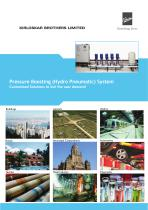 Pressure Boosting Hydro-Pneumatic System Catalogue (HYPN) - 1