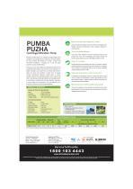 Pumba puzha centrifugal monobloc pump - 2