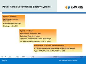 Decentralised Power Systems - 4