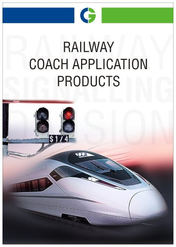 RAILWAY COACH APPLICATION