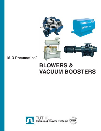 Blowers & Vacuum Boosters (high-resolution)