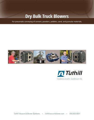 Dry Bulk Truck Blowers TH-074