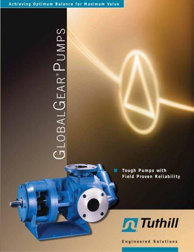 Process Gear pumps