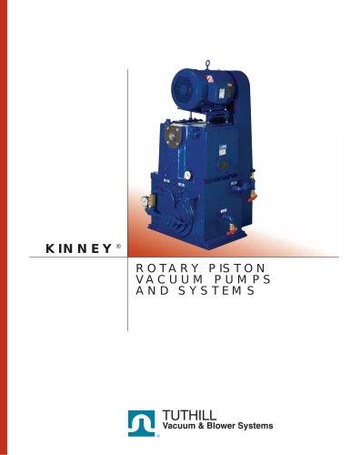 Rotary Piston Vacuum Pumps