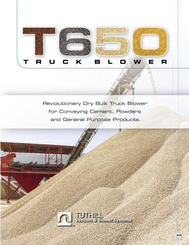 T650 Product Brochure