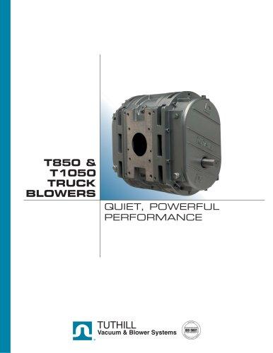 T850/T1050 Truck Blowers