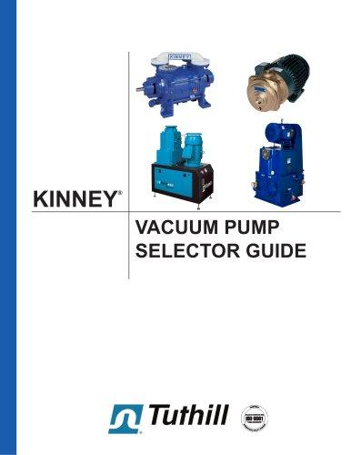 Vacuum Pump Selector Guide