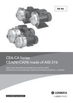 CEA, CA - 50 Hz