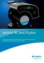 ecocirc XL & XLplus