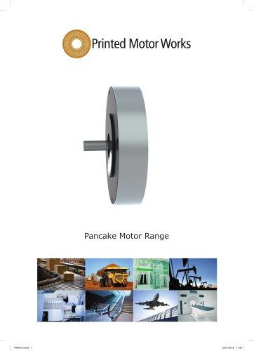 Pancake Motor Range
