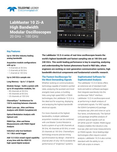 LabMaster 10 Zi-A