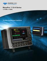 WavePro 7 Zi-A Oscilloscopes