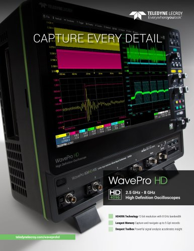 WavePro HD