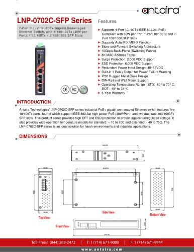 LNP - 0702C - SFP Series