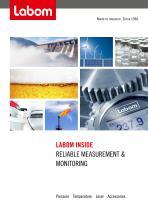LABOM Company presentation and product portfolio