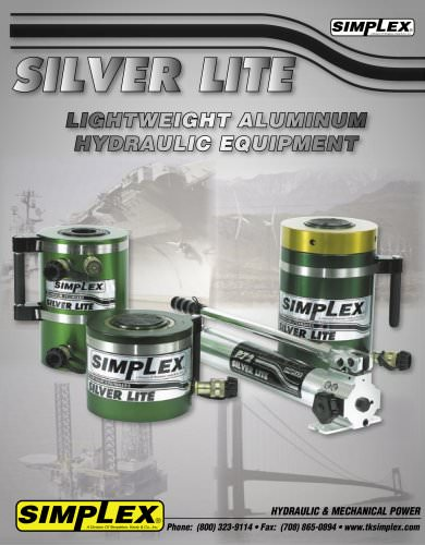 Silver Lite Aluminum Line