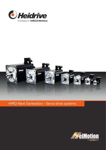 HMD - HeiMotion Dynamic servo drives