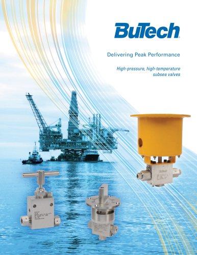 Butech Delivering Peak Performance