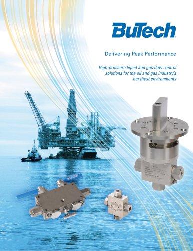 Butech Oil Gas