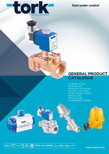 TORK General Catalogue