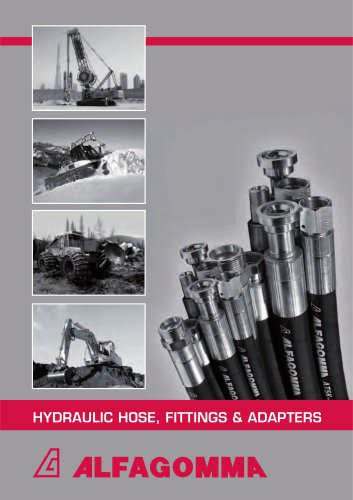 hydraulic hoses fittings & adapters