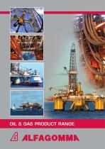 OIL & GAS PRODUCT RANGE