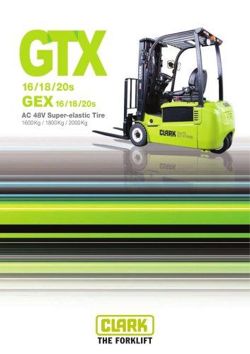 CLARK-GTX/GEX16-20s