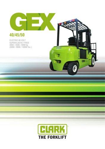 GenEX Series GEX 40/45/50