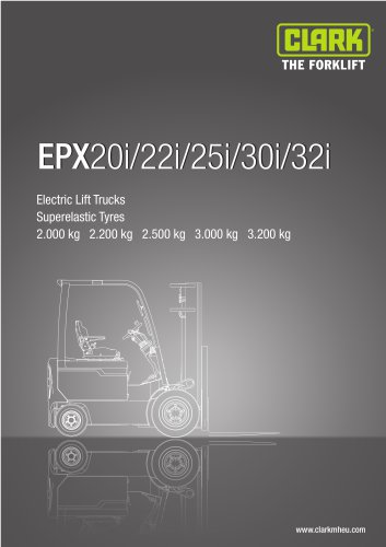 Specification sheet EPX20-32i