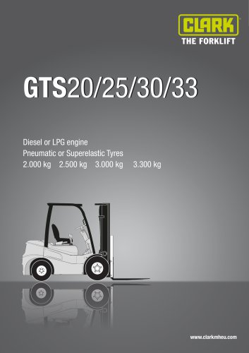 Specification sheet GTS20-33