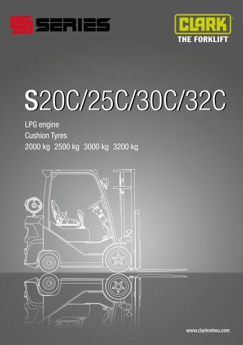 Specification sheet S20-32C