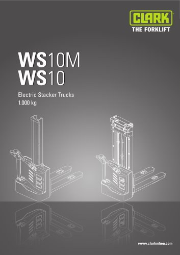 Specification sheet WS10M/WS10